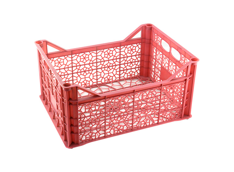 pink crate