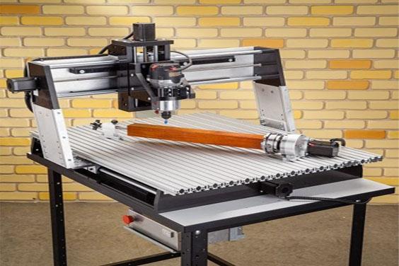 A CNC Machine