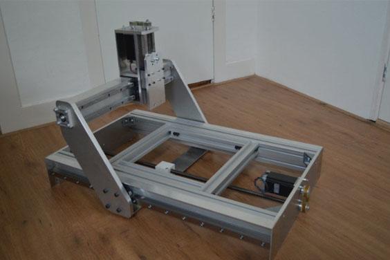 A Simple CNC Machine