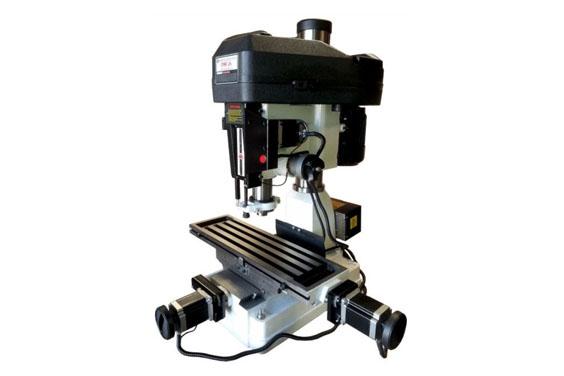 An Advanced CNC Machine