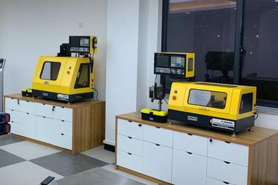 CNC Machining Robots