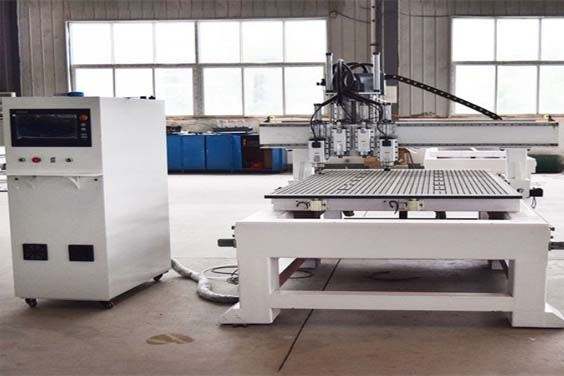 CNC Machining Workstation